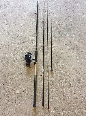 Canne anglaise Shimano AX FEEDER medium avec 1 moulinet