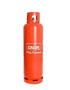 Calor 47kg  Propane gas bottle  empty
