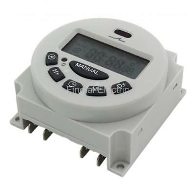 L701 CN101A AC 220V 16A digital time switch weekly programmable electronic timer
