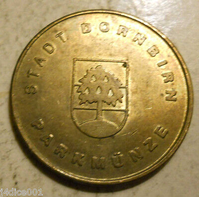 Dornbirn, Austria parking token - Aust-3206A
