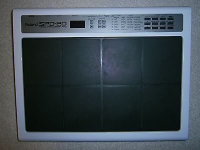Roland SPD-20 Total Percussion Synth MIDI Electronic Drum Pad – EUC