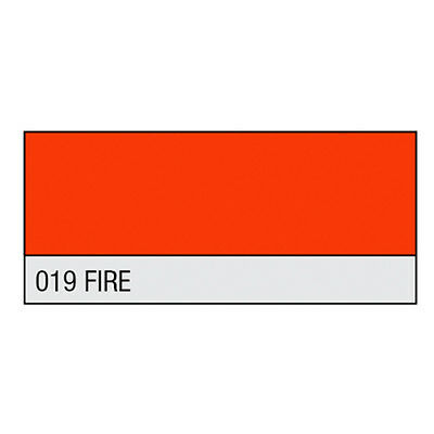 LEE Filter Farbfilter Rolle HT 019 Fire 1170x4000 mm