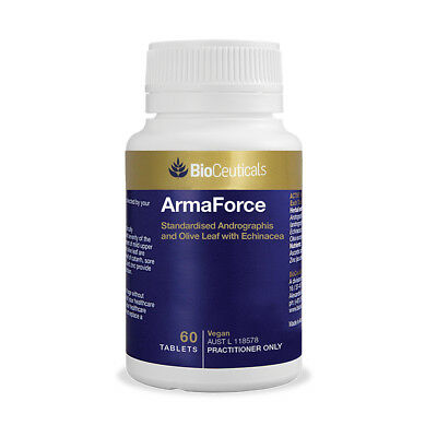BioCeuticals ArmaForce 60 Tablets Immune Health Booster