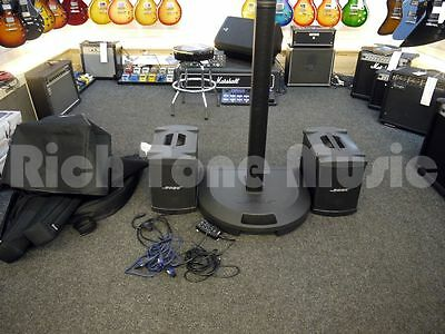 Bose L1 Model 1 &2x B1 Bass Bins w/ Covers, Cables &Remote - 2nd Hand