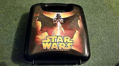 Star Wars: Revenge of The Sith - Darth Vader Lunch Box & Flask (New)