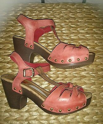 2 pairs size 7 shoes Spurr and Miz Mooz