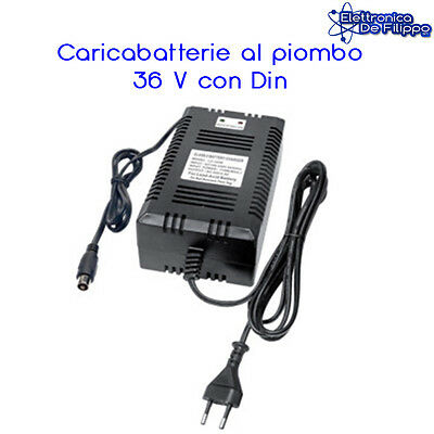 Caricabatteria A Piombo Con Connettore Din. 36V 1,9A 3008746-00 Extracell