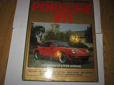 porsche 911 guide to purchase and restoration  lindsay porter