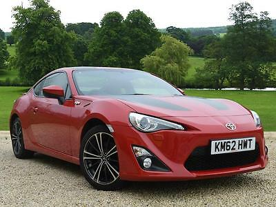 2012 Toyota 2.0 D-4S GT86 3dr