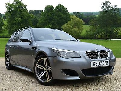 2007 BMW M5 5.0 Touring SMG 5dr