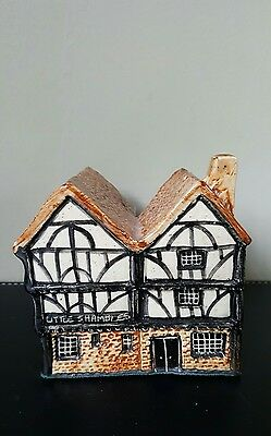 Tey Pottery The Shambles in York Britain in Miniature House  Large Piece