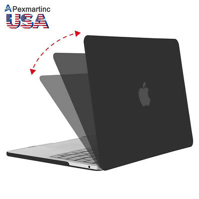Rubberized Hard Case Keyboard Cover Macbook Pro 13 A1706 with/out TouchBar 2016