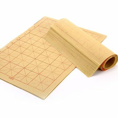 Teagas Chinese Calligraphy Practice Paper/ Rice Paper/ Xuan Paper