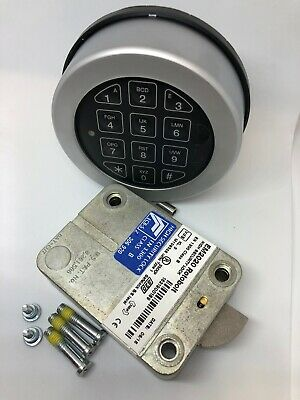 Electronic combination safe lock M-LOCKS, replacement for Sargent (S&G), La Gard