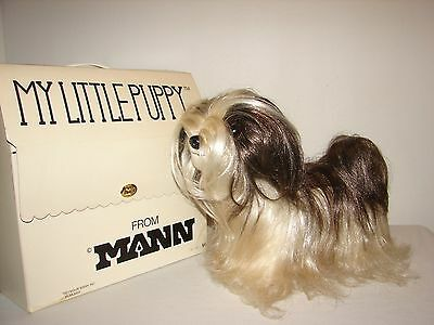 Rare HTF Vintage Seymour Mann My Little Puppy Realistic Dog Doll Silky Terrier
