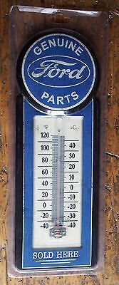 vintage design Ford thermometer