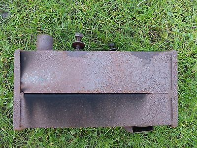Westwood Countax Exhaust Muffler Box 529469200 For Ride On Lawnmower