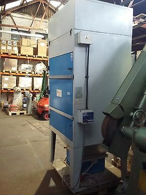 Secondhand Airmaster Auto M Dust Extractor