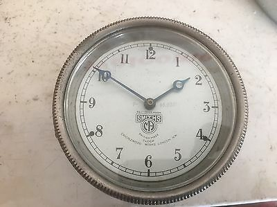 Vintage Smiths Car Clock  Not Working
