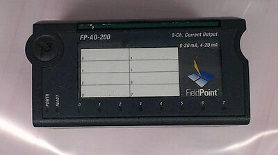 National Instruments FieldPoint FP-AO-200 Analog output module 30 day Warranty