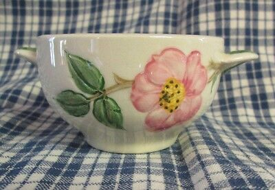 Franciscan Desert Rose Individual Demitasse Open Sugar Bowl Wonderful
