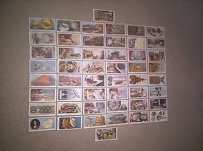 Churchmans TREASURE TROVE cigarette cards