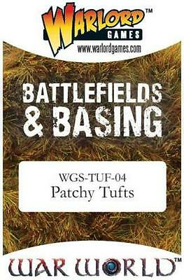 Patchy Tufts – Warlord Games WGS-TUF-04 – Ground cover for battlefields/bases