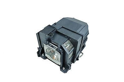 OEM BULB with Housing for EPSON ELPLP71 Projector with 180 Day Warranty