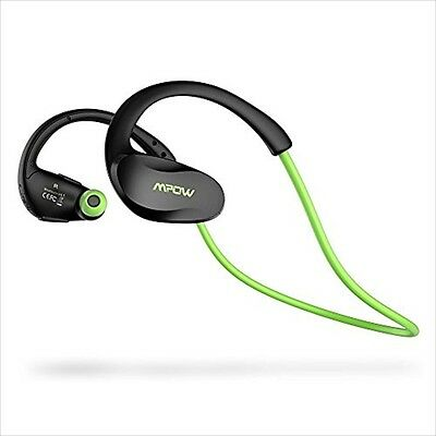 Mpow Cheetah Sport Bluetooth 4.1 Wireless Stereo Headset Green  import Japan