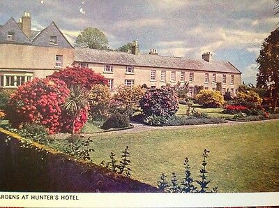 Hunters Hotel, Rathnew, Co.Wicklow postcard