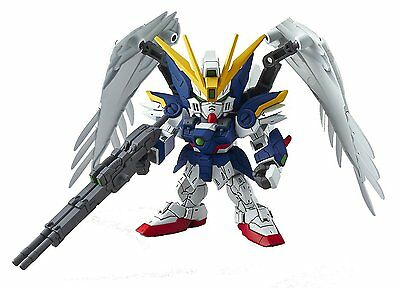 Bandai Hobby SD EX-Standard Wing Gundam Zero Version EW Action Figure