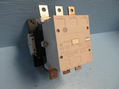 GE CK95BE300 Contactor 310 Amp 600V 300HP 440-500V Coil 3PH 3P General Electric