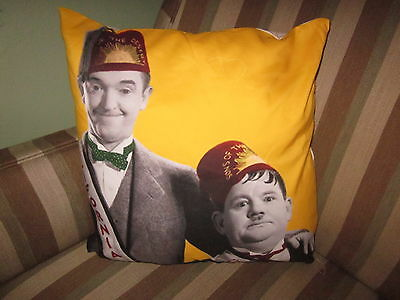 Laurel And Hardy Cushion Cover Sons Of The Desert