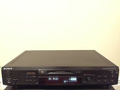 Sony Minidisc Recorder/Player MDS-JE520