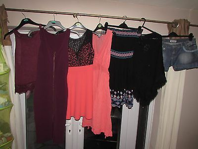 womens dress bundle size 10 ( 6 items, some new )