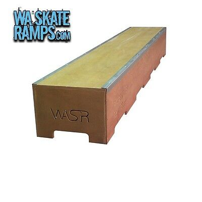 Skate Ledge 6Ft Long