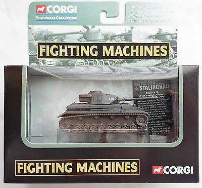 Corgi Fighting Machines - Stalingrad pzkw IV G
