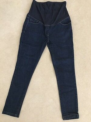 Pre-loved Next Maternity Jeans Size 10s
