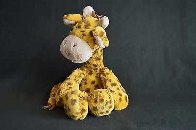 Jellycat Plush Merryday Giraffe Orange spotted tan brown
