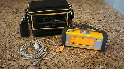 GE Ohmeda TruSat Spo2 Rugged Outdoor Patient Monitor