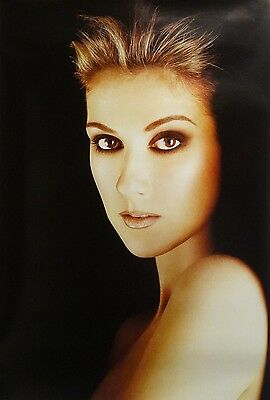 Celine Dion 20x30 Eyes Close Up Music Poster