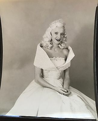 Princess Mary Star, Chicago TV, 1950's. Autographed To Buyer