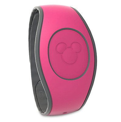 NEW 2017 Disney Parks PINK Magic Band 2 Link It Later MagicBand 2.0 Linkable