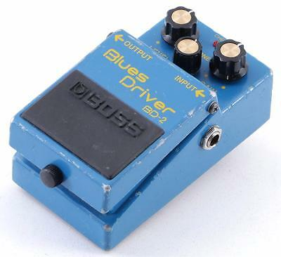 Boss BD-2 Blues Driver Overdrive Guitar Effects Pedal PD-3258