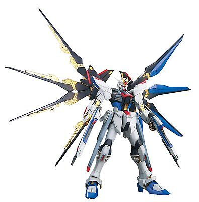 Strike Freedom Full Burst Mode Mobile Suit Gundam Seed Destiny Model Kit (1/100)
