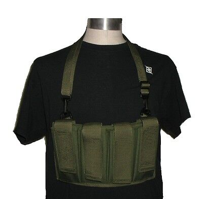 USA Made Custom 4XMag 308 Caliber Tactical OD Green! .308
