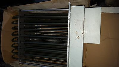 New Chromalox Adht-040F High Temperature Air Duct Heater 480V 3 Phase 40Kw