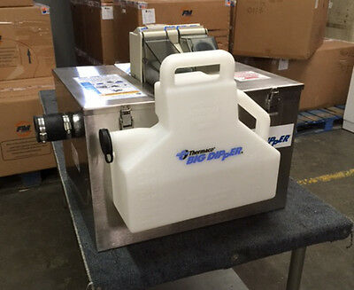 Fully Refurbished Thermaco Big Dipper W-250-IS Automatic Grease Trap
