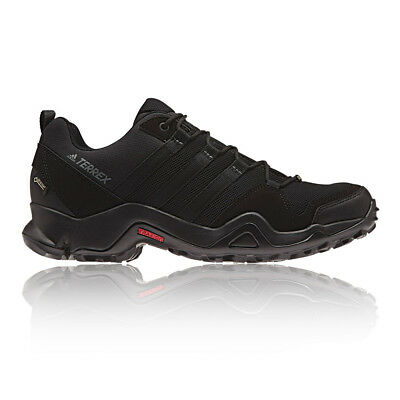 Adidas Terrex AX2R Mens Black Gore Tex Waterproof Walking Trekking Shoes