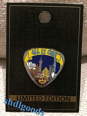 Limited Le300 Hard Rock Cafe Shanghai All Is One City Pin 2017